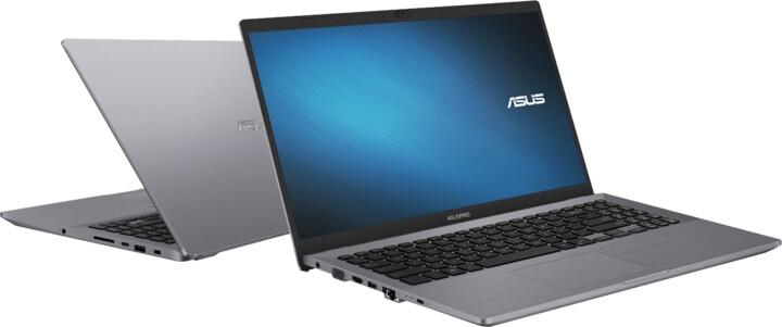 ASUS ExpertBook P3540FA, šedá