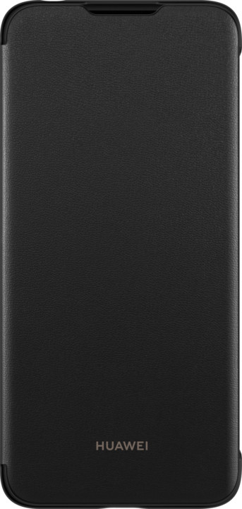 Huawei Original folio pouzdro pro Y6 2019, černá