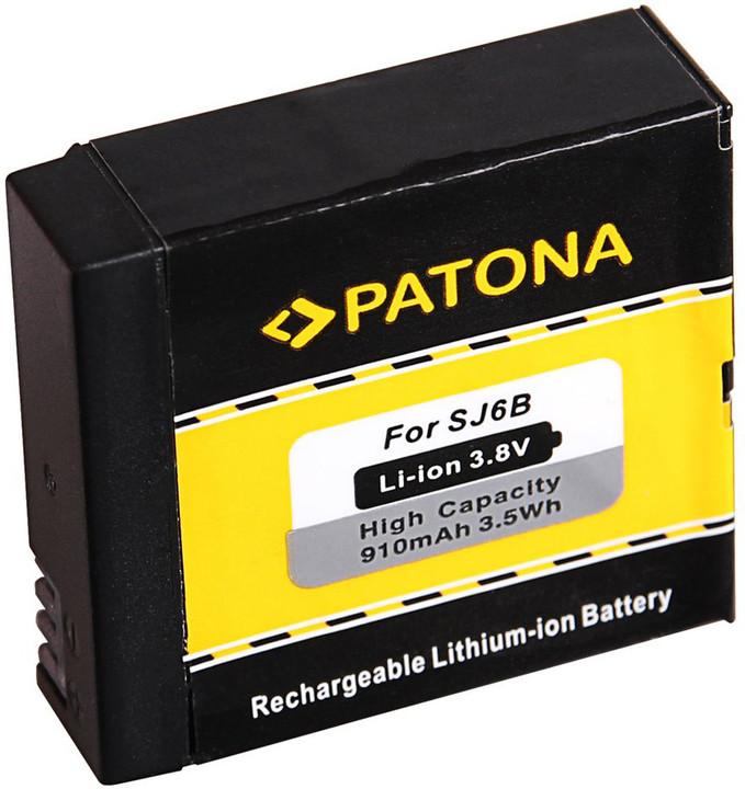 Patona baterie pro videokameru SJCAM SJ6 910mAh Li-Ion