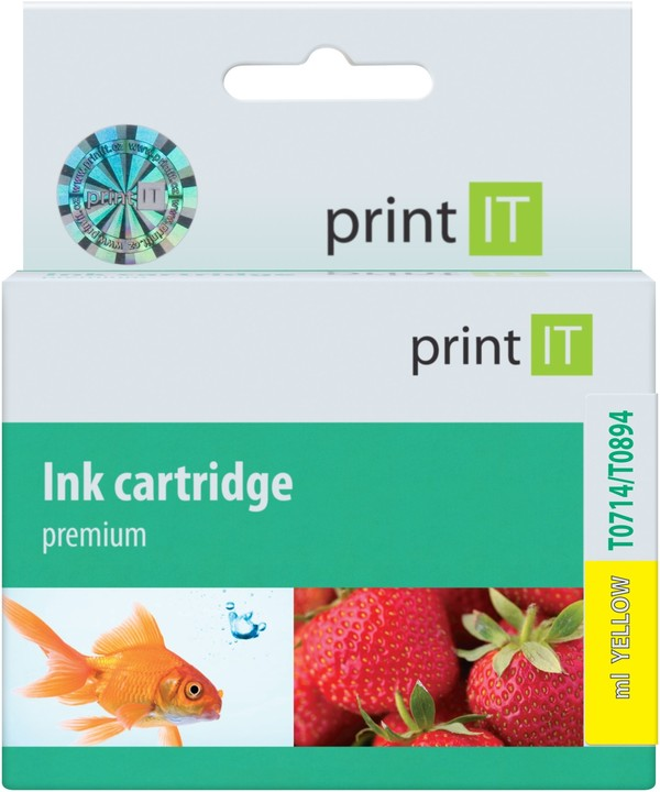 PRINT IT alternativní Epson T0714 D78/DX4000/DX5000/DX6000/DX7000F