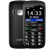 Aligator A670, černá + nabíjecí stojánek  + Elektronické předplatné čtiva v hodnotě 4 800 Kč na půl roku zdarma + Kuki TV na 2 měsíce zdarma