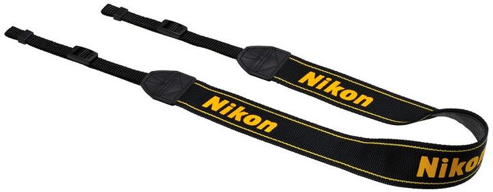 Nikon AN-DC1 popruh, černá