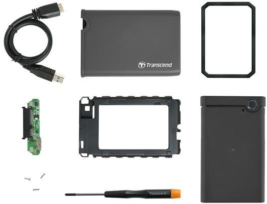Transcend Upgrade Kit pro 2,5""