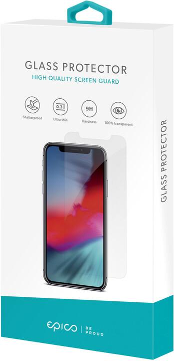 EPICO GLASS tvrzené sklo pro Huawei P40 Lite / Nova 6SE, čirá