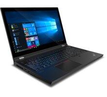 Lenovo ThinkPad P15 Gen 1, černá - 20ST001JCK