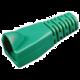 Solarix ochrana RJ45 snag proof zelená S45SP-GN