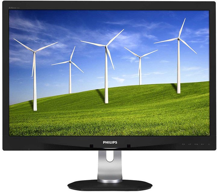 Philips 240B4QPYEB - LED monitor 24""