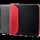 """HP 15,6"""" Pouzdro Neoprene Sleeve černá / červená"""