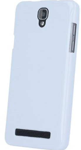 myPhone silikonové (TPU) pouzdro pro PRIME 2, transparentní bílá