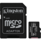 Kingston Micro SDXC Canvas Select Plus 100R 64GB 100MB/s UHS-I + adaptér