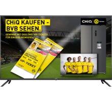 Chiq U55H7N - 139cm  + DIGI TV s více než 100 programy na 1 měsíc zdarma
