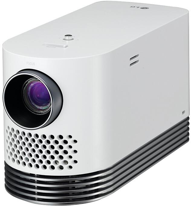 LG HF80JG mobilní mini projektor
