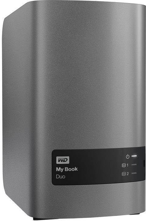 WD My Book Duo - 12TB