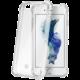 CELLY Armor zadní kryt pro Apple iPhone 6S, bílý