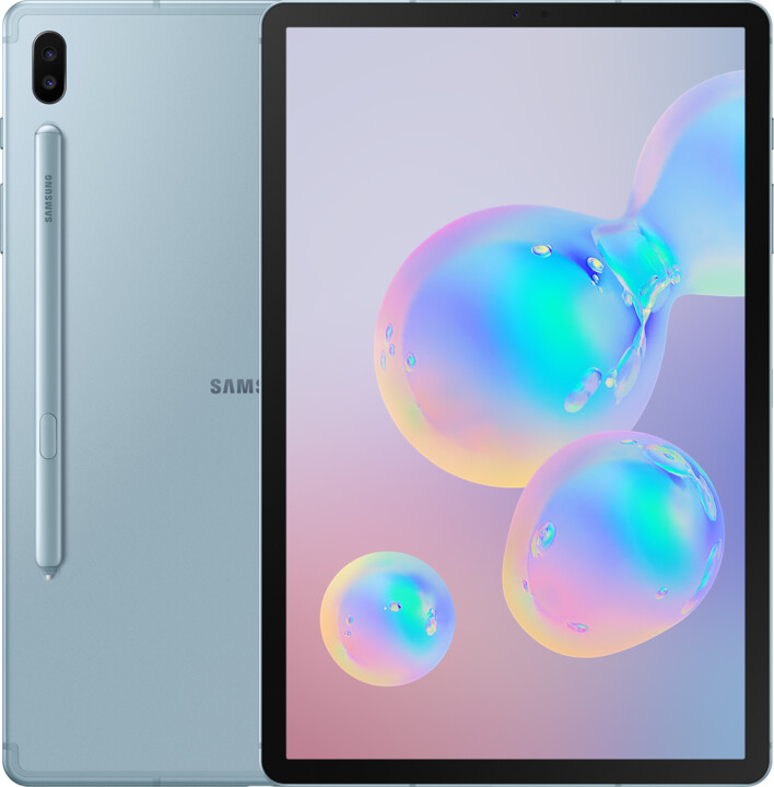 Samsung Galaxy Tab S6, 6GB/128GB, LTE, Cloud Blue
