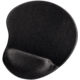 Hama podložka pod myš ergonomická, gelová, černá