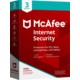 McAfee Internet Security - 3 licence/1 rok - elektronická