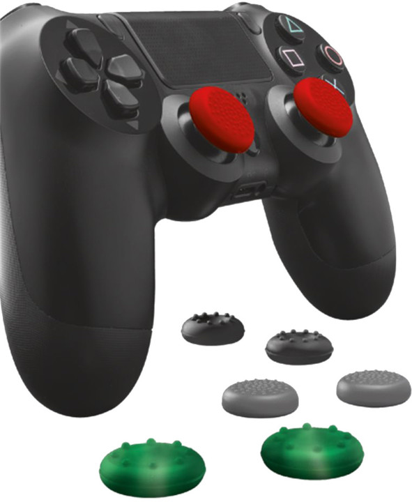 Trust GXT 262 Thumb Grips 8 Pack (PS4)