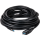 Club3D USB 3.0 SuperSpeed, 5Gbps, aktivní USB prodlužka,10m