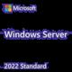 Microsoft Windows Server Standard 2022 x64 CZ DVD