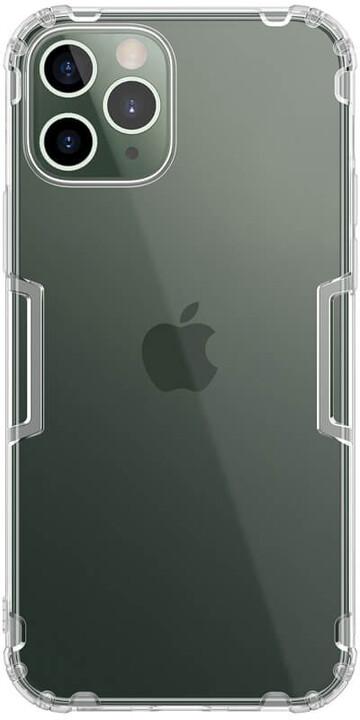 """Nillkin zadní kryt TPU pro iPhone 12/ 12 Pro (6.1""""), transparentní"""