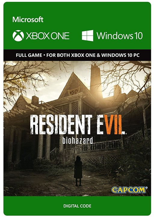 Resident Evil 7 Biohazard (Xbox Play Anywhere) - elektronicky