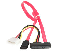 Gembird CABLEXPERT kabel SATA napájecí + datový combo - CC-SATA-C1