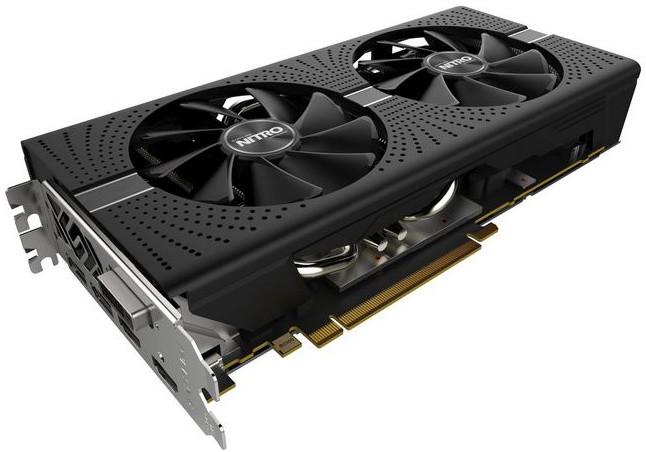 Sapphire Radeon NITRO+ RX 570, 4GB GDDR5