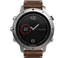 Garmin fenix Chronos Leather Optic - 010-01957-00