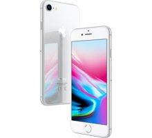 Apple iPhone 8, 64GB, stříbrná (v ceně 20990 Kč)