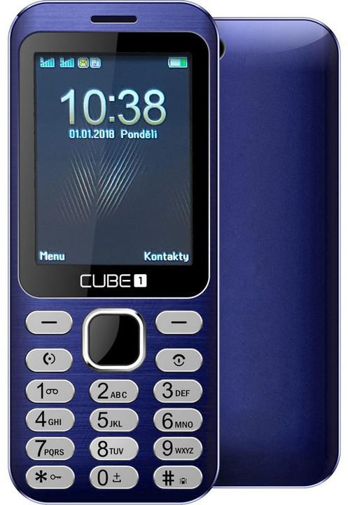 CUBE1 F600, Blue