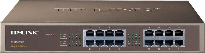 TP-LINK TL-SG1016D