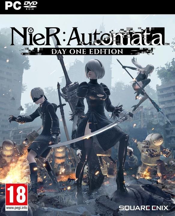 NieR: Automata (PC)