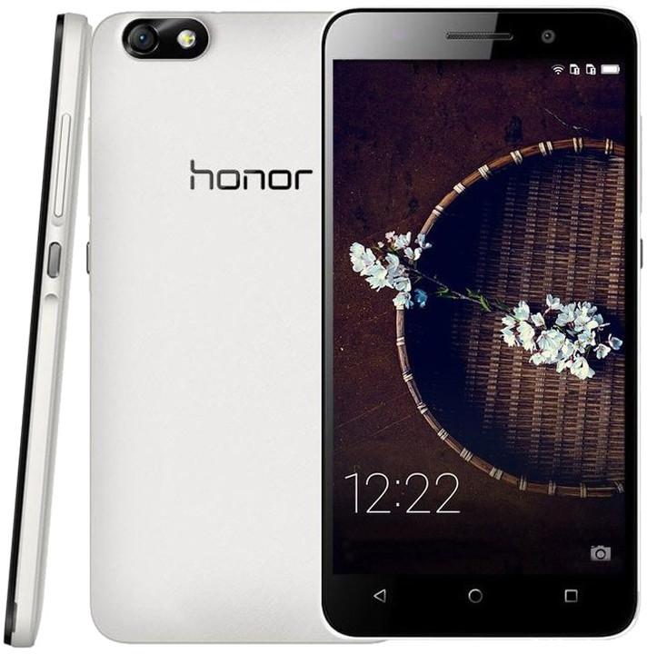 Honor 4X, bílá