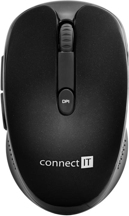 CONNECT IT CMO-3000, černá