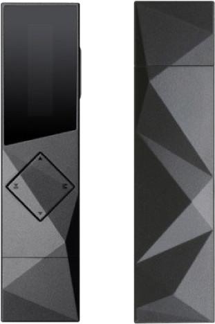 Cowon iAUDIO U7 - 16GB, černá
