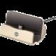 Forever DS-01 nabíjecí stojánek TFO pro microUSB, zlatý  + Při nákupu nad 500 Kč Kuki TV na 2 měsíce zdarma vč. seriálů v hodnotě 930 Kč