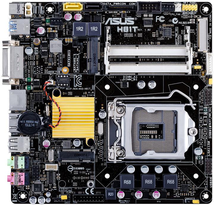 ASUS H81T - Intel H81