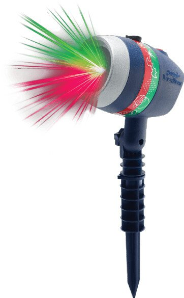 Star Shower Show Laser Magic laserová lampa systém s pohyblivými světly