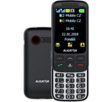Aligator VS900 Senior, Black - Silver - AVS900BS