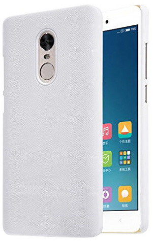 Nillkin Super Frosted Zadní Kryt pro Xiaomi Redmi Note 4 Global, White