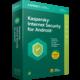 Kaspersky Internet Security Android 2018 CZ pro 1 zařízení na 12 měsíců, nová licence