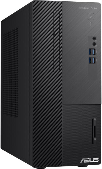 ASUS ExpertCenter D500MAES - 15L, černá