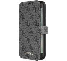 GUESS pouzdro Charms Book 4G pro iPhone 7/8, šedá - GUFLBKI84GG