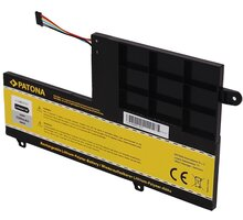 Patona baterie pro ntb Lenovo Ideapad 300S/500S, 3500mAh, 7.4V, Li-Pol - PT2842
