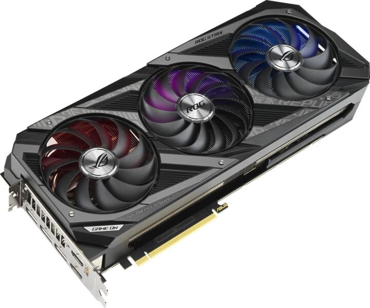 ASUS GeForce ROG-STRIX-RTX3080-10G-GAMING, 10GB GDDR6X