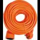 Sencor prodlužovací přívod, 1 zásuvka, 20m, oranžová