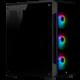 Corsair iCue 220T RGB, černá