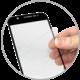 EPICO GLASS 2,5D tvrzené sklo pro Huawei Honor 8 - černé