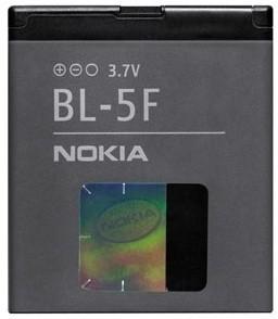 Nokia baterie BL-5F Li-Pol 900 mAh